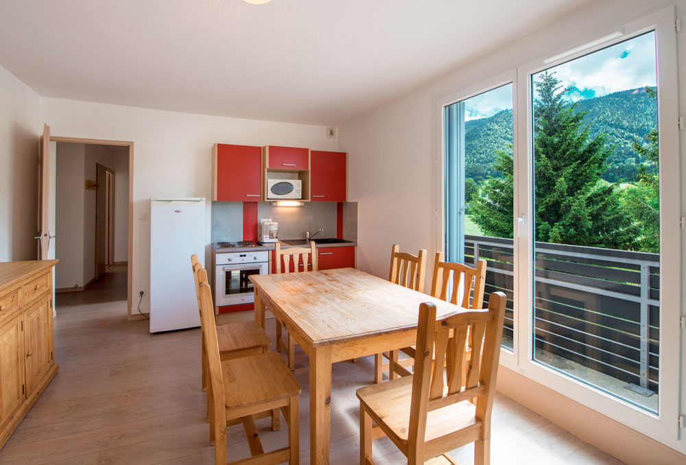 Location en appartements - L'Escandille Vercors Village de vacances